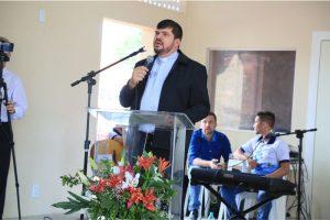 Vila São Cottolengo recebe governador
