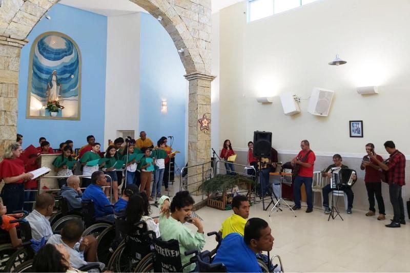 Cantata de Natal Vila São Cottolengo