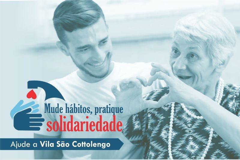 campanha solidariedade Vila São Cottolengo