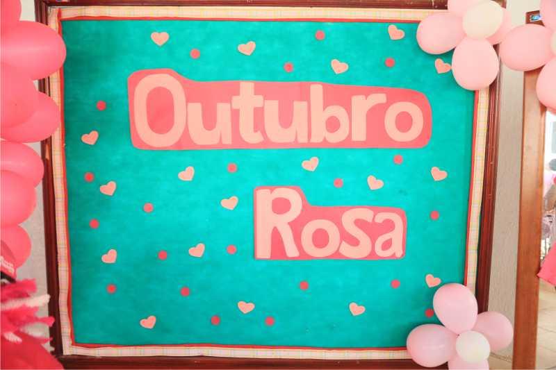 Outubro Rosa Vila São Cottolengo